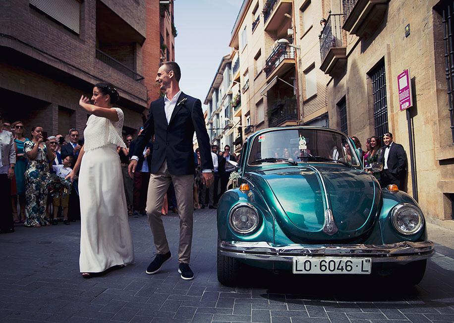 reportaje fotografico de bodas