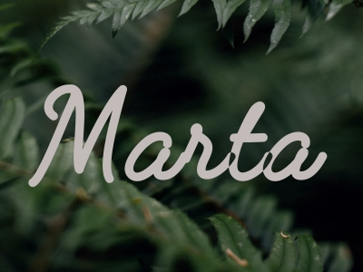 Protegido: Marta