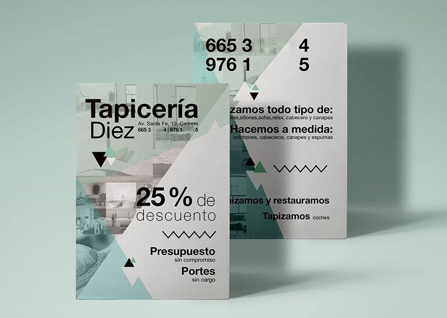 diseño grafico de flyers